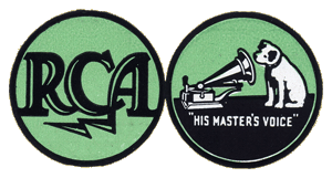 The classic mark of RCA--'His Master's Voice'