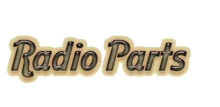 Radio Parts and Supplies page header