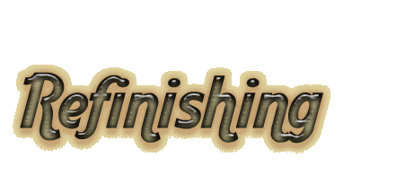 Radio Refinishing header graphic